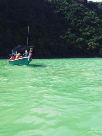 Khanom boat